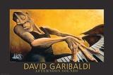 Afternoon Sounds Reprodukcje autor David Garibaldi