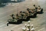 Plac Tiananmen Plakaty