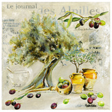 Olivier Prints by  Lizie