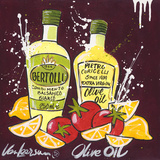 Olive Oil Prints by El Van Leersum