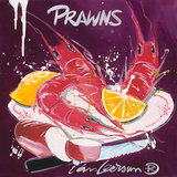 Prawns Prints by El Van Leersum