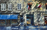 St-Anne Street, Old Qu&#233;bec Prints by Gilles Labranche
