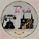 Paris Bling Bling II Prints by Mercier
