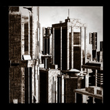 Aluminum City X Prints by  Jefd