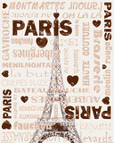 Paris C'Est Paris Posters by  Freyman