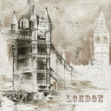 London Prints by Dominguez 
