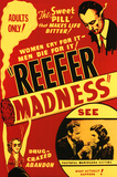 Reefer Madness – Kiffen macht crazy Poster