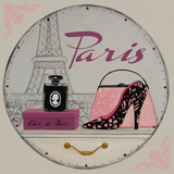 Paris Bling Bling I Poster by Mercier 