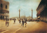 Piazza San Marco Prints by A. Sgarbossa