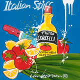 Italian Stuff Prints by El Van Leersum