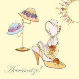 Accessorize! Prints by E. Serine