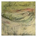 Vive Les Mardis (Detail II) Prints by Marie Josée Latouche