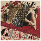 Glamour Kunstdrucke von Jo&#235;lle Vermeille