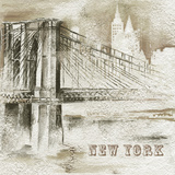 New York Prints by Dominguez 