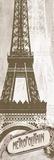Le Ciel De Paris, II Print by  Lambert
