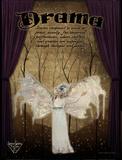 Drama Literary Genre Affiches par Jeanne Stevenson