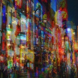 City Lights II Prints by Jean-François Dupuis