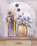 Lilac Kitchen II Prints by  Babichev