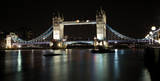 London: Tower Bridge Pster