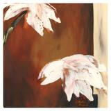 Umbrella Flowers III Prints by Nathalie Poulin