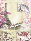 April In Paris Posters by  Sauber