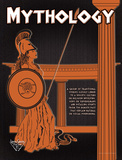 Mythology Literary Genre Poster by Christopher Rice