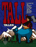 Tall Tales Literary Genre Print by Christopher Rice