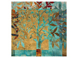 Serendipity Tree I Premium Giclee Print by Louise Montillio