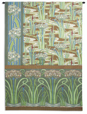 William's Spring Garden Wall Tapestry