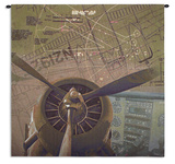 Propellers Wall Tapestry