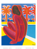 La Cote D'Azur c.1968 Posters af Bernard Villemot