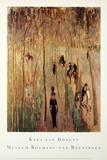 Le Sentier de la Vertu Print by Kees van Dongen