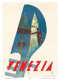 Venezia c.1949 Prints