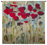 Splash of Delight Wall Tapestry by Jennifer Harwood