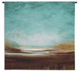 New Horizons Wall Tapestry by  Telsa
