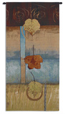Free Fall I Wall Tapestry by Laurie Fields