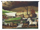 Noah&#39;s Ark Wall Tapestry
