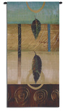 Free Fall II Wall Tapestry by Laurie Fields