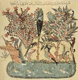 Yahya ibn Mahmud al-Wasiti (Maqamat (assemblies) of the al-Hariri, Scene: The eastern island (39. M Posters