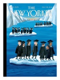 The New Yorker Cover - May 28, 2012 Regular Giclee Print by Mark Ulriksen