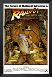Raiders of the Lost Ark Pôsters