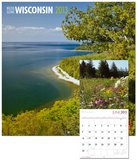 Wisconsin, Wild &amp; Scenic - 2013 Wall Calendar Calendars