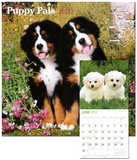 Puppy Pals - 2013 Wall Calendar Calendars
