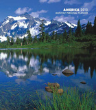 America - 2013 Monthly Personal Planner Calendars