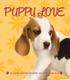 Puppy Love - 2013 Academic Soft Cover Personal Planner Calendars