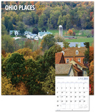 Ohio Places - 2013 Wall Calendar Calendars