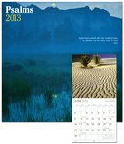 Psalms - 2013 Wall Calendar Calendars