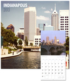 Indianapolis - 2013 Wall Calendar Calendars