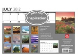 Inspiration - 2013 Academic Desk Pad Calendars