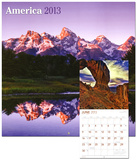America - 2013 Wall Calendar Calendars
